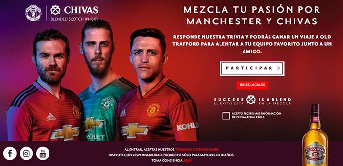 Alianza Chivas-Manchester United te lleva al Old Trafford
